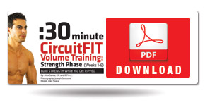 circuitFIT volume training